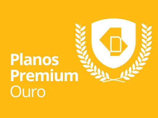 Plano Premium Ouro