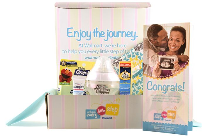 FREE Baby Samples Box from Walmart - http://www.guide2free.com/baby/free-baby-samples-box-walmart/