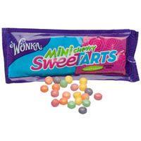Mini Chewy Sweetarts 51g