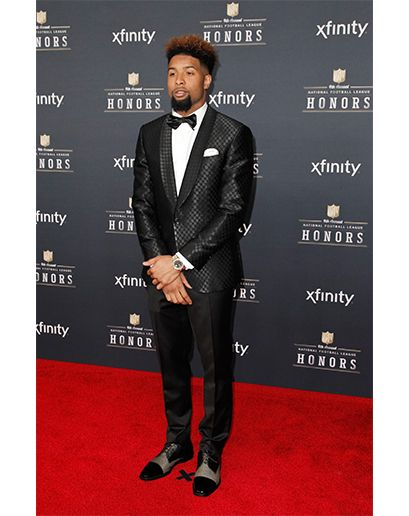 The Best And Worst Dressed At The 2015 NFL Honors