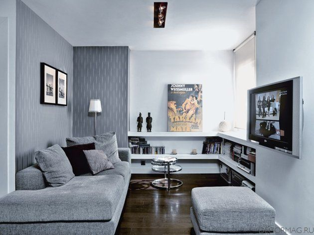 Best 25 small tv rooms ideas on pinterest living room decor tv small apartment living and 4 - Tv small spaces design ...