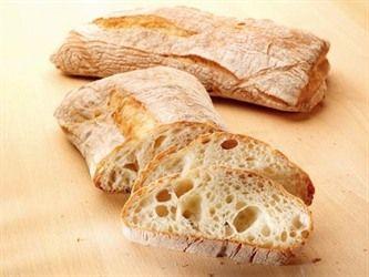 Bir İtalyan klasiği; Ciabatta ekmeği... #ciabatta #geleneksel #ekmek #puratos