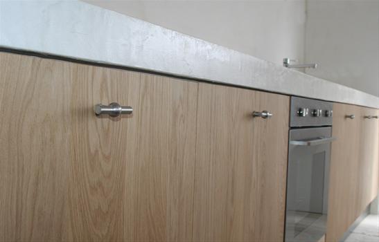 25 beste idee n over lichte houten keukens op pinterest witte houten keukens en houten - Keuken licht eiken ...