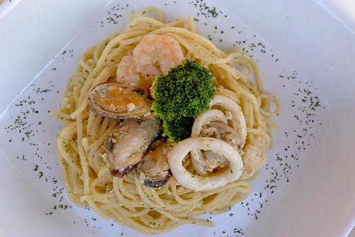 Resepi Spaghetti Carbonara - Dapur Malaysia
