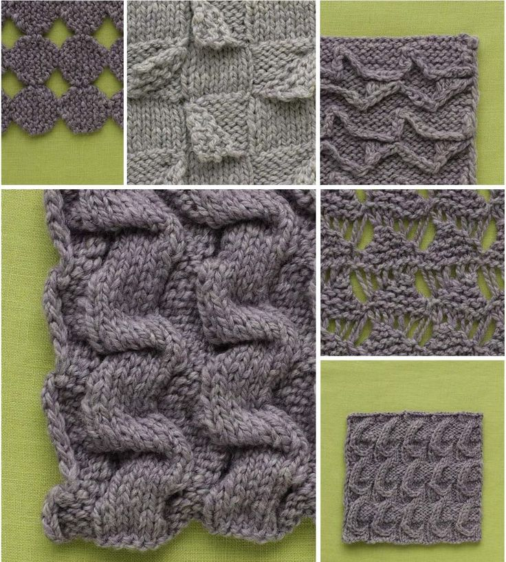 28 best Knit Work images on Pinterest | Knitting stitches, Knitting ...