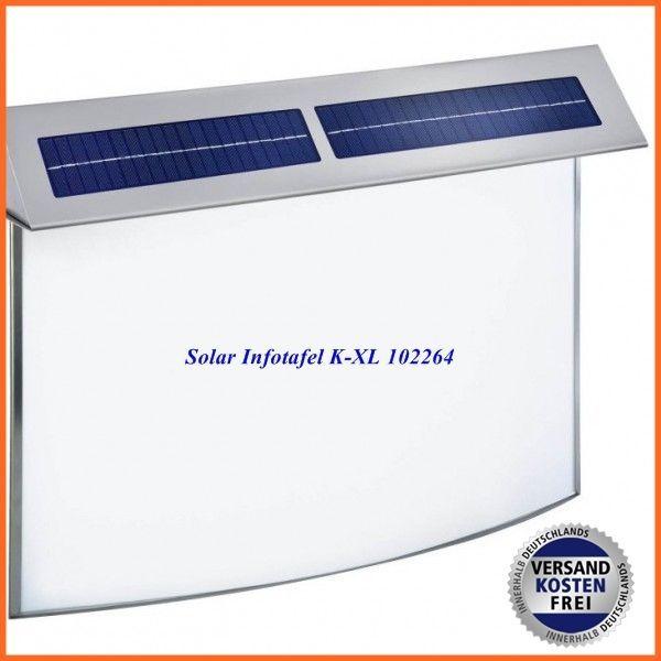 Cool Sola Infotafel K XL K Werbeschild Hinweisschild Werbetafel