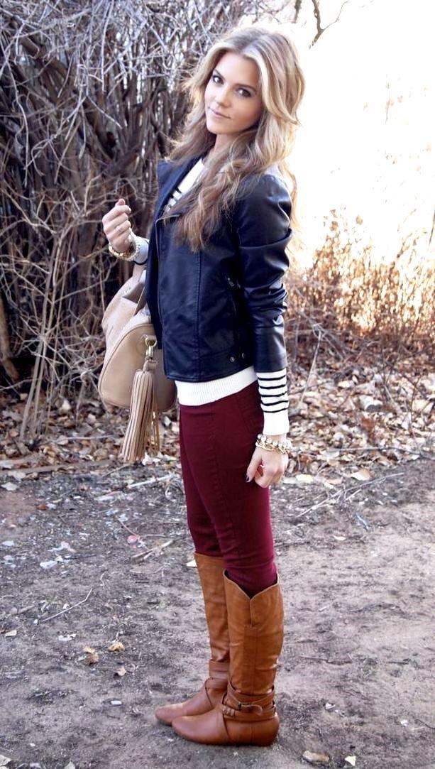 Цветные джинсы | С чем носить цветные джинсы