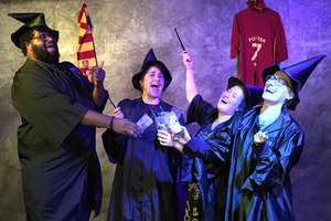 The House Cup: A Harry Potter Drinking Show at Under The Gun Theater | Metromix Chicago