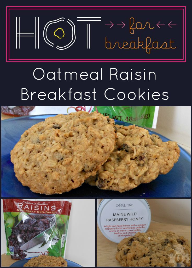 Breakfast cookies are, of course, always a big hit with kids. With ...