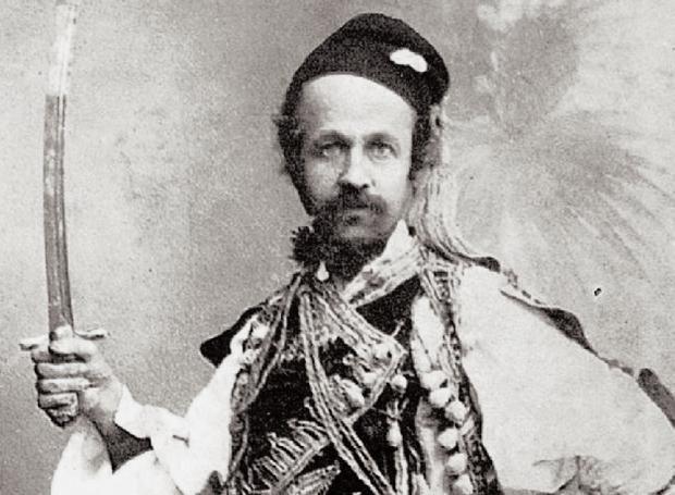 Θεόφιλος (1868 – 1934): Ο Θεόφιλος (Χατζημιχαήλ) είναι ο πιο γνωστός έλληνας λαϊκός ζωγράφος. Γεννήθηκε μεταξύ 1868 και 1871 στη Βαρειά Μυτιλήνης...