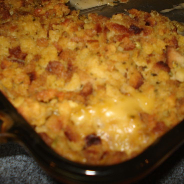 Super Easy Chicken Casserole