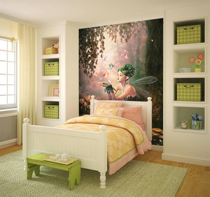 Magiczny pokój dla dziewczynki  http://www.fototapeta24.pl/getMediaData.php?id=65641113 #homedecor #fototapeta #obraz #aranżacjawnętrz #wystrój wnętrz #decor #desing #kidsroom #babyroom #kids #kidsinteriors #kidsroomdecor