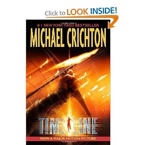 Timeline: Michael Crichton: Not one of Crichton's better ones, in my humble opinion. May 2013