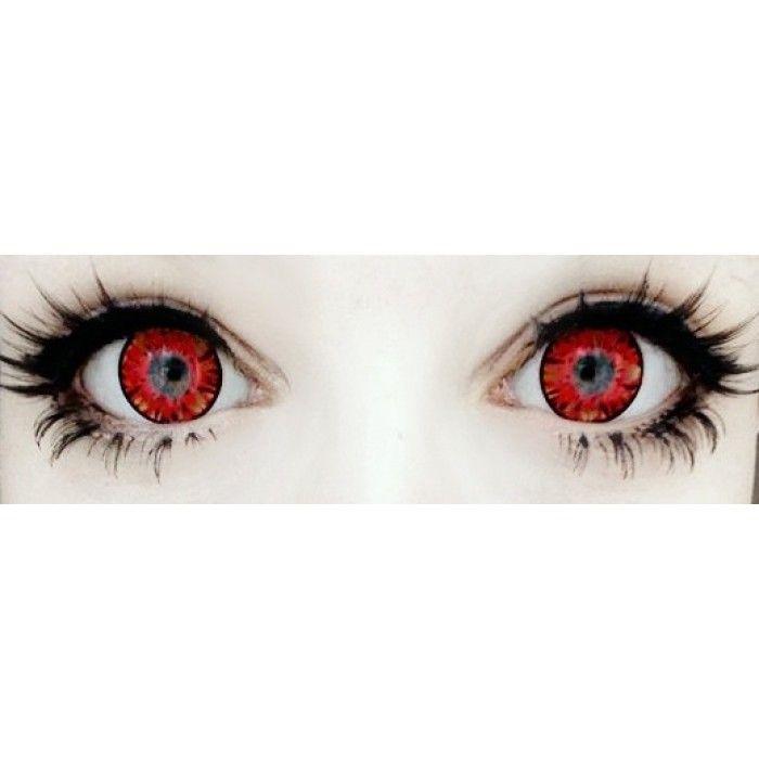 Anzujaamu's Flavor-I.Fairy Cara Red (a.k.a Lollipop series)