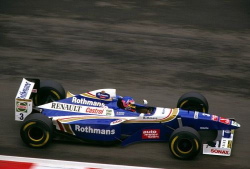 Jacques Villeneuve Williams - Renault 1997