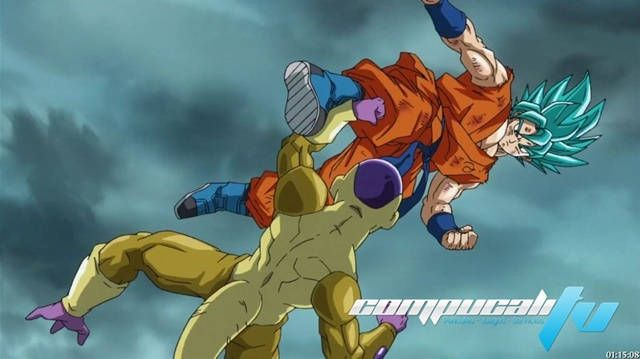 Dragon Ball Z: La Resurrección de Freezer es la 19 película de la saga y dirigida por el debutante Tadayoshi Yamamuro. Dragon Ball Z: Fukkatsu no F HD Latino