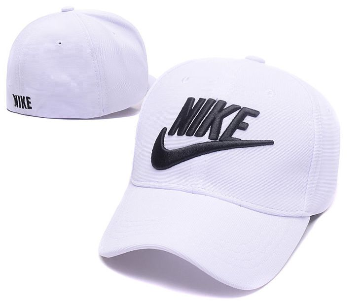24aef6dc88b discount knit hat mens womens nike black true iconic logo embroidery flexfit  hat white 3b1a3 c72c4