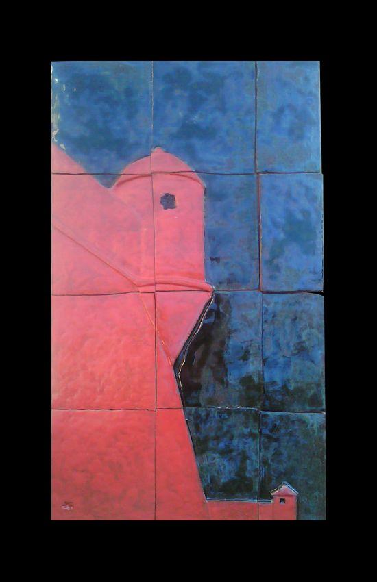 Fortaleza de São Miguel III  85 x 55 cm