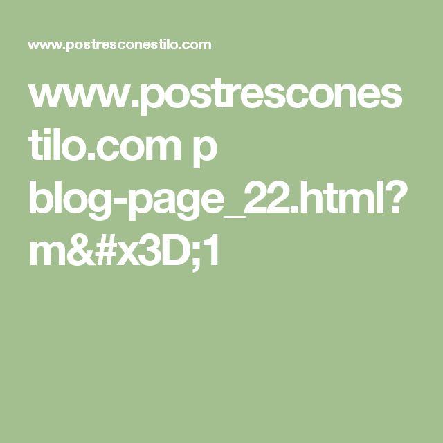 www.postresconestilo.com p blog-page_22.html?m=1