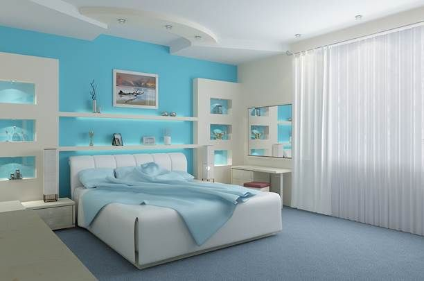 Camera-da-letto-in-azzurro-