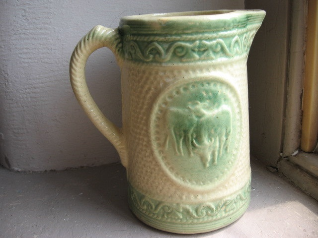green salt glazed pottery - Google Search & 39 best Salt Glazed Pottery images on Pinterest | Glazed pottery ...