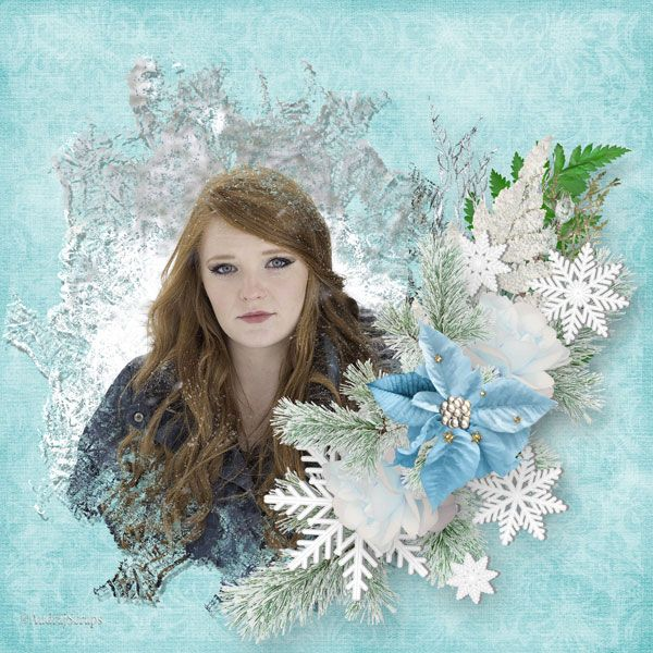 Magic Snow Queen in Winterland by Desclics  Available @ http://www.paradisescrap.com/fr/91_desclics  Splash Mask by Audrajscraps  Available @ http://berryapplicious.com/store/index.php?main_page=index&cPath=1_476 and  http://www.pixelsandartdesign.com/store/index.php?main_page=index&cPath=128_237