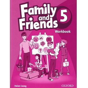 Family And Friends 5 Photocopy Master Book