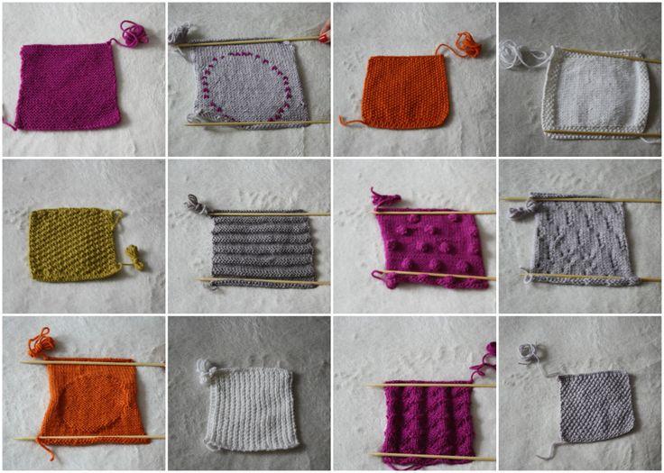 simple stylish knitting 1-12