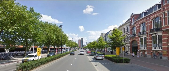Tilburg is a modern industrycity. Here you can find a great mix of modern and historical buildings.