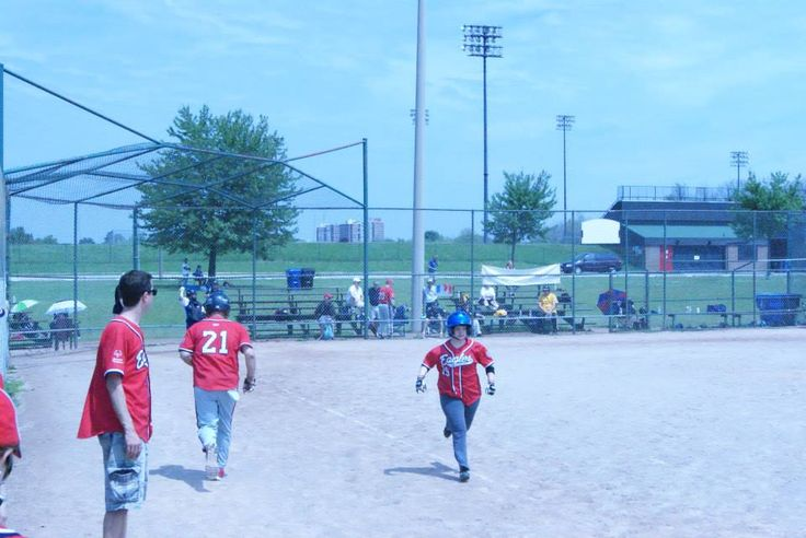 Softball Tournament by the Knights of Columbus!