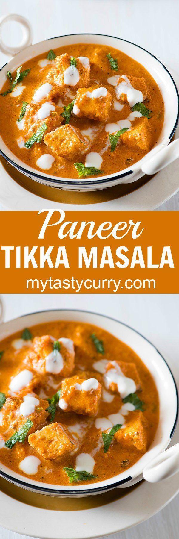 8406 best indian food fusion images on pinterest cooking paneer tikka masala paneer tikka masala recipetikka forumfinder Images