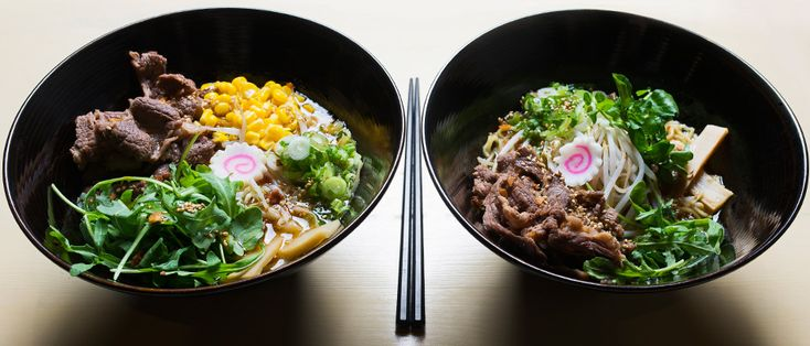 It's easy to find tonkotsu (pork-based) or paitan (chicken-based) ramen in the city–not so much beef ramen until you head uptown to Upper East Side where Koji Miyamoto is slinging a slew of delicious beef ramen at Mei-Jin Ramen.