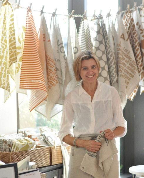 christina from studio patro as part of west elm's we heart handmade series