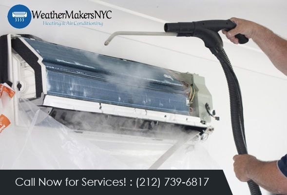 Contact Weather Makers Nyc To Hire An Air Conditioner Cleaning Specialist For Al Air Conditioning Services Air Conditioning Cleaning Clean Air Conditioner