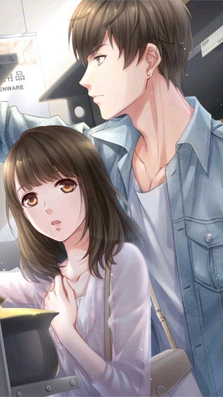Gavin mr love queens choice anime romance cute