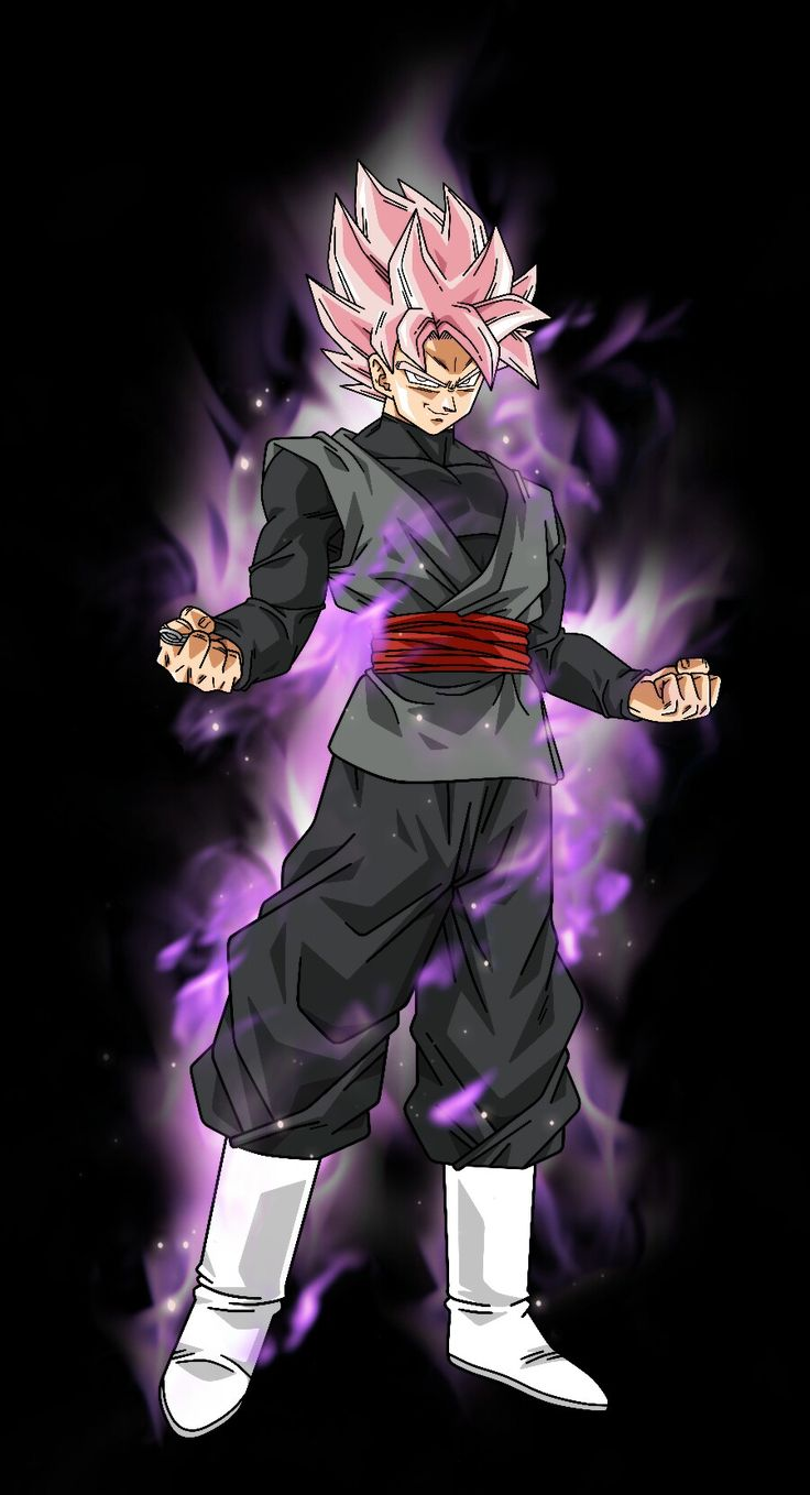 Best 25 black goku ideas on pinterest goku black super - Dragon ball z goku son ...
