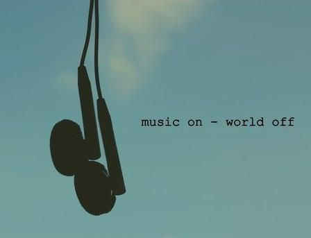 music is my life - exactly