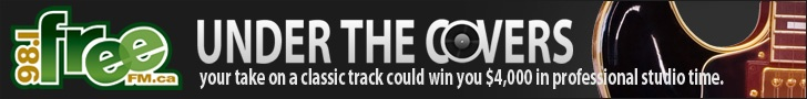 Great 98.1 Free fm Contest to give London artists $4,000.00 in recording time at EMAC studios