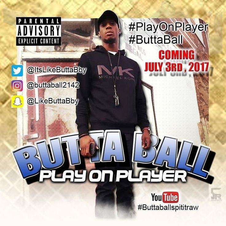 #HipHop #Rap #MixTape by @buttaball2142 on the way!! Follow him on #Instagram & #Twitter @ItsLikeButtaBby