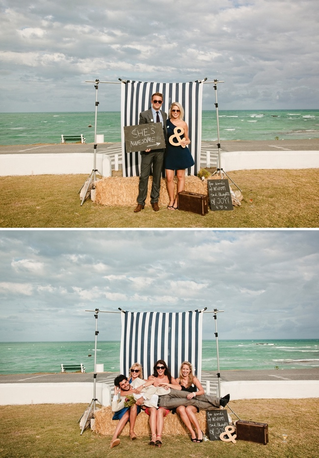 We love this backdrop - how cute!