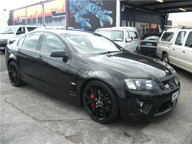 Holden Commodore GTS VE