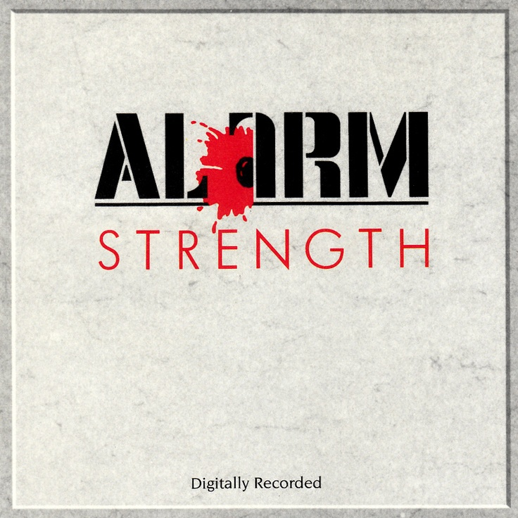 The Alarm: Strength