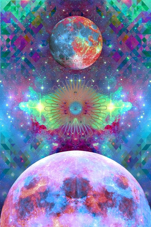 492 Best Psychedelic Space Images On Pinterest