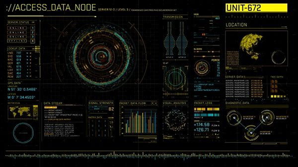 45 best futuristic ui images on pinterest user interface