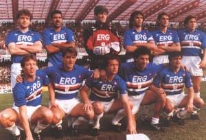 Sampdoria 1990 #Sampdoria