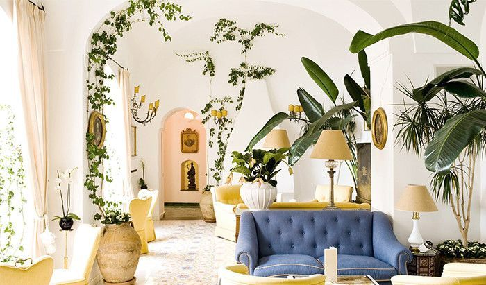 This Is How Italian Girls Decorate, According to the Country's Coolest Hotels via @MyDomaine