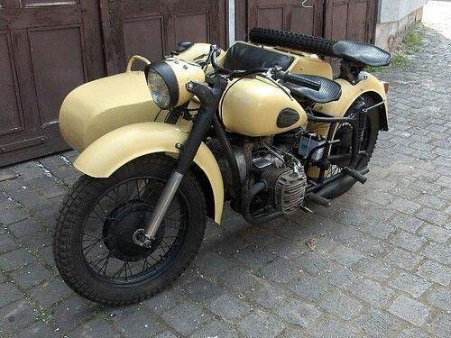 Love russian bikes