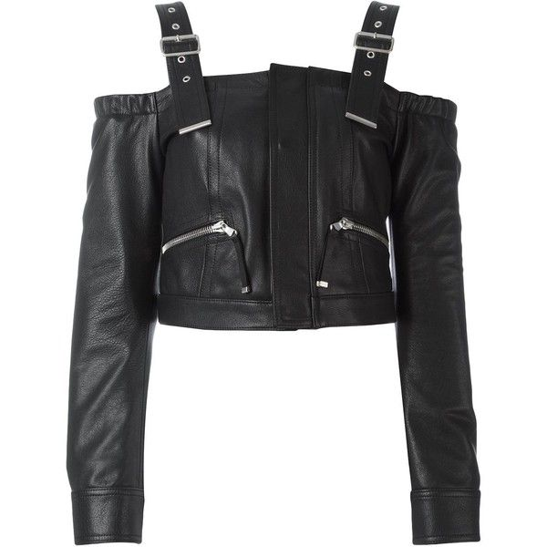 Diesel Black Gold leather 'Lawau' blouse (€645) ❤ liked on Polyvore featuring tops, blouses, jackets, shirts, black, diesel black gold shirt, leather top, shirt blouse, leather blouse and leather shirt