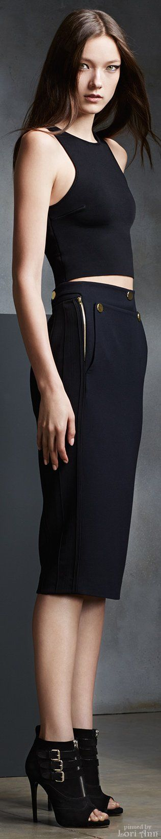Issa Pre-Fall 2015 women fashion outfit clothing style apparel @roressclothes closet ideas