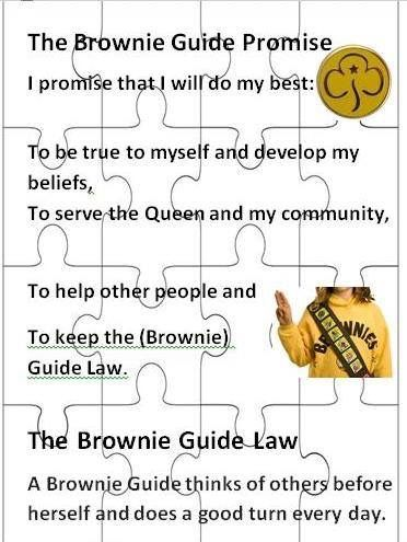 bharat scouts and guides law and promise